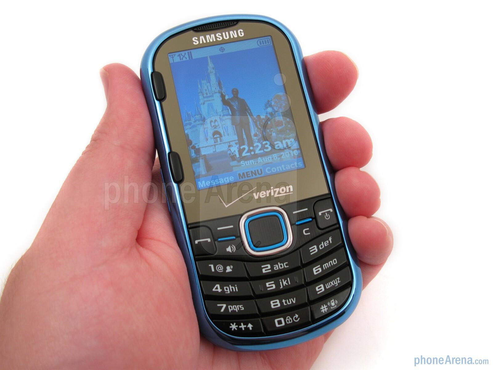 samsung intensity ii review rh phonearena com Samsung Model Sch U460 Manual Verizon Samsung Sch U460 Manual