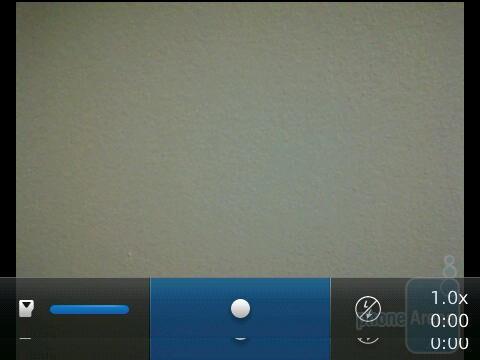 blackberry torch light software