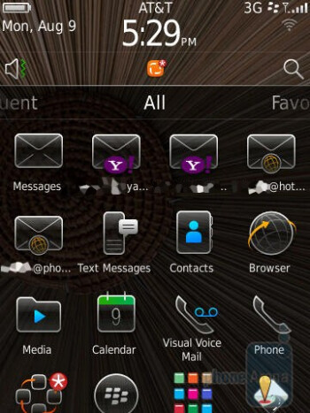 RIM BlackBerry Torch 9800 Review