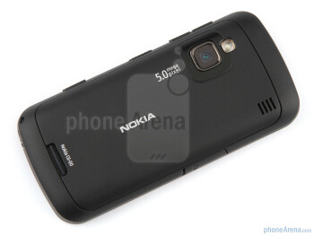The Nokia C6 is no lightweight at 5.29 oz - Nokia C6 Review