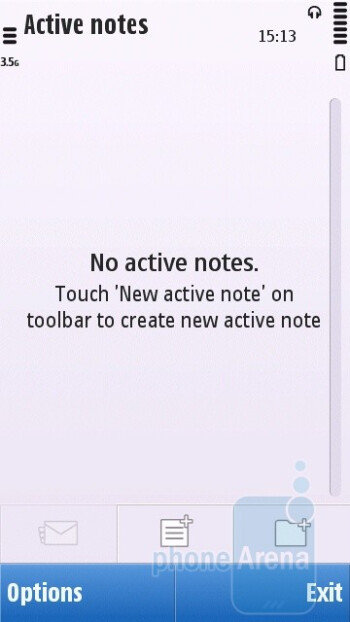 Active Notes - Nokia C6 Review