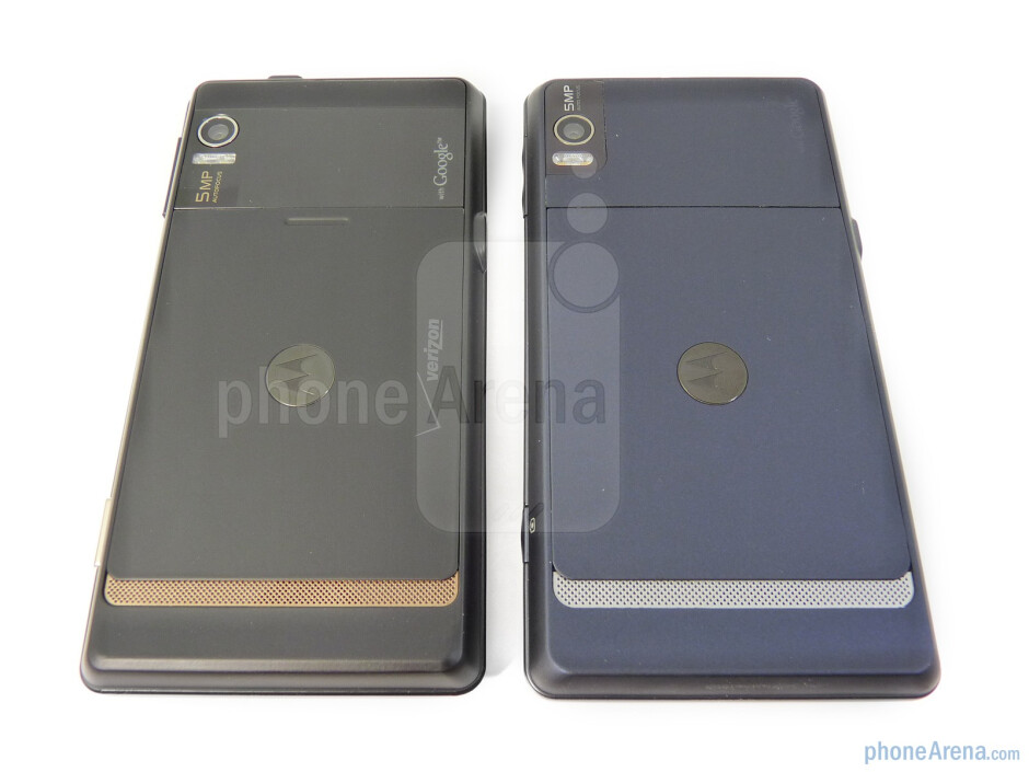 Motorola DROID 2 vs. Motorola DROID