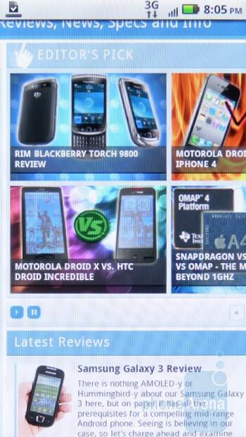 Motorola DROID 2 - Motorola DROID 2 vs. HTC Droid Incredible