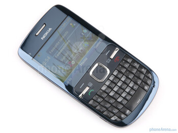 Nokia C3 Review