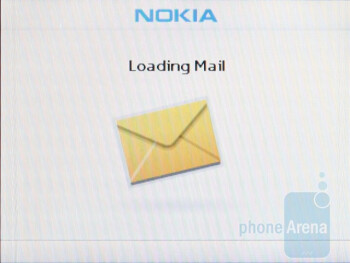 Email - Nokia C3 Review