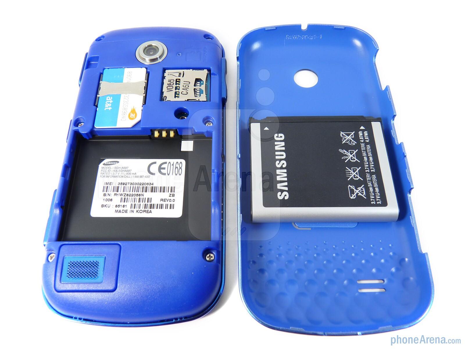 samsung eternity ii review rh phonearena com Samsung Impression A877 Samsung Galaxy S4 Diamond Cases