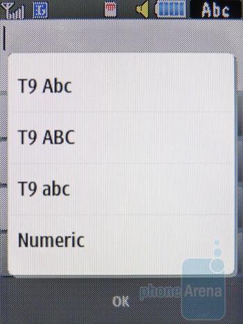 T9 hastens typing - Samsung Flight II Review