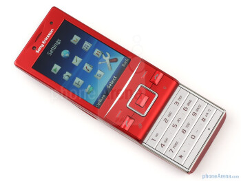 Sony Ericsson Hazel Review