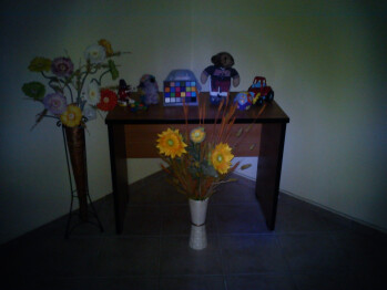 Darkness with flash - Indoor samples - Sony Ericsson Hazel Review