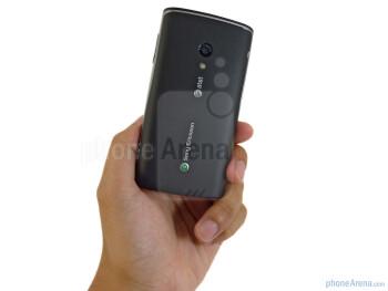The Sony Ericsson Xperia X10a radiates a satisfyingly durable exterior - Sony Ericsson Xperia X10a Review