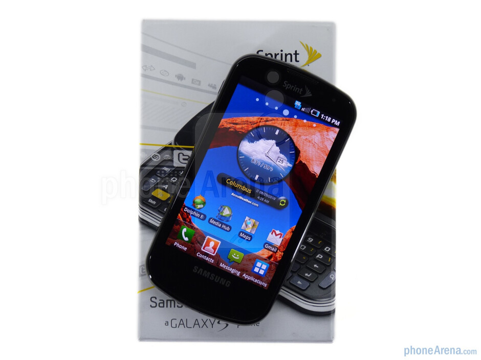 Samsung Epic 4G Review