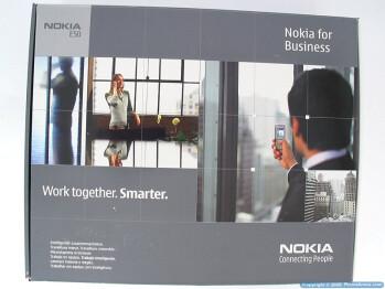 Nokia E50 Smartphone Review