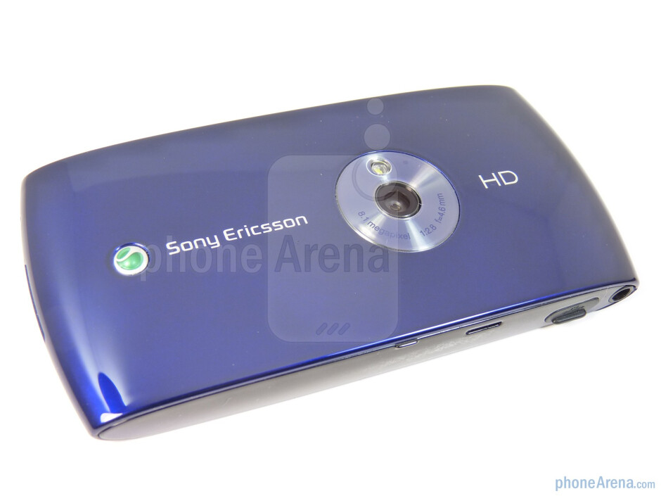 Sony Ericsson Vivaz for AT&T Review