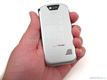 The Verizon Wireless Salute is designed as a basic mobile phone - Verizon Wireless Salute Review