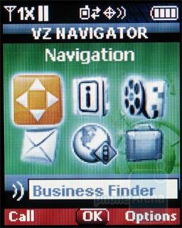 VZ Navigator - Samsung Gusto Review