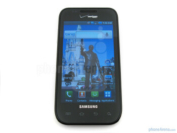 Samsung Fascinate Review