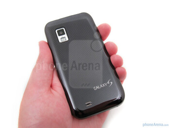 The design of the Samsung Fascinate closely resembles that of the Samsung Vibrant - Samsung Fascinate Review