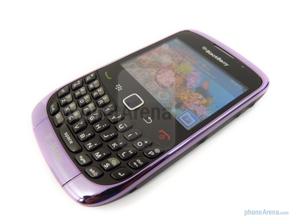RIM BlackBerry Curve 3G for T-Mobile Review