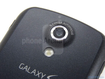Samsung Epic 4G - Samsung Epic 4G vs Apple iPhone 4 vs Motorola DROID X - the camera comparison