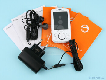Sony Ericsson Spiro Review