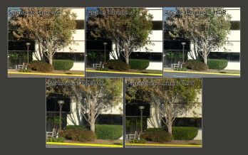 100% Crop - Samsung Epic 4G vs Apple iPhone 4 vs Motorola DROID X - the camera comparison
