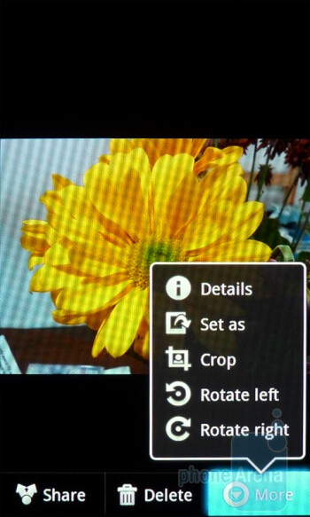 Gallery of the Samsung Epic 4G - Samsung Epic 4G vs Apple iPhone 4 vs Motorola DROID X - the camera comparison