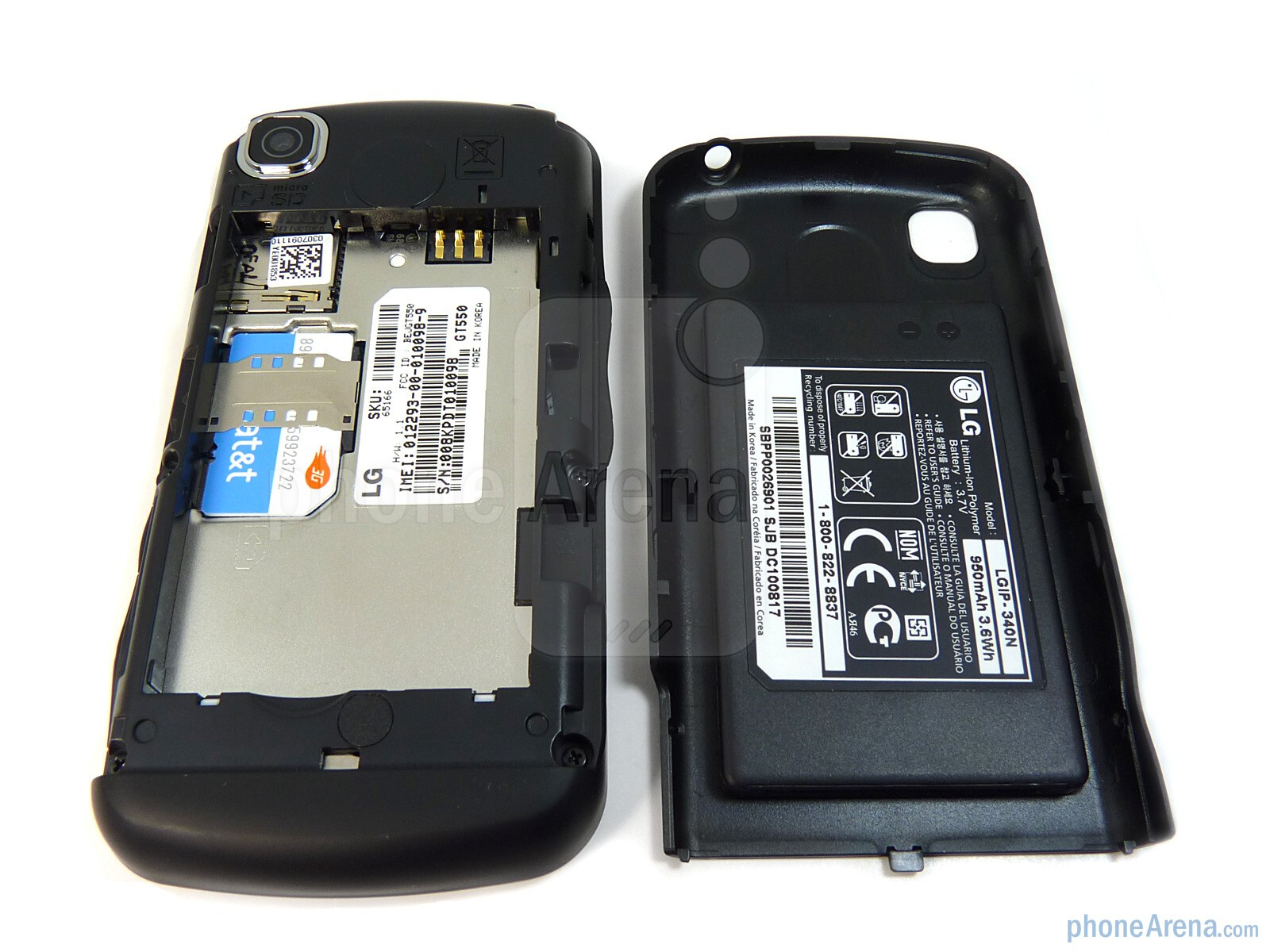 lg encore review rh phonearena com LG Touch Phone Operating Manual LG User Manuals