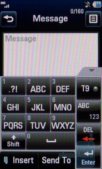Messaging - LG Encore Review