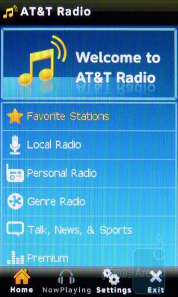 The LG Encore packs a decent mix of various apps - LG Encore Review