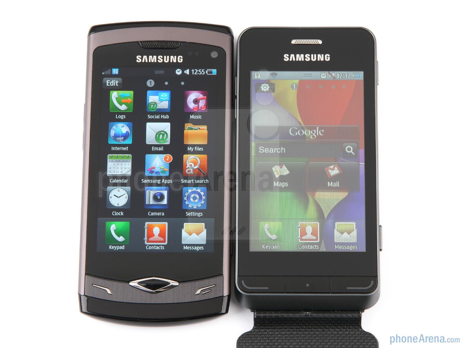 samsung wave 723 review rh phonearena com Driver Samsung Wave 723 Themes for Samsung Wave 723