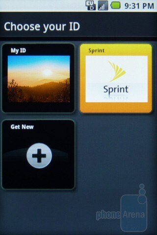 Sprint ID service - Samsung Transform Review