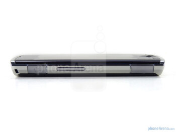 The sides of the Sanyo Zio - Sanyo Zio Review