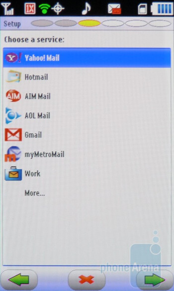 Email - Samsung Craft Review