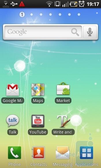 Samsung Galaxy S - Nokia N8 vs Samsung Galaxy S