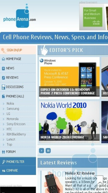 Nokia N8 - Nokia N8 vs Samsung Galaxy S