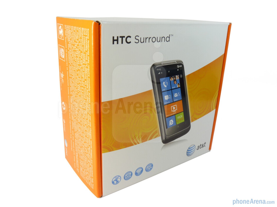 HTC Surround Review