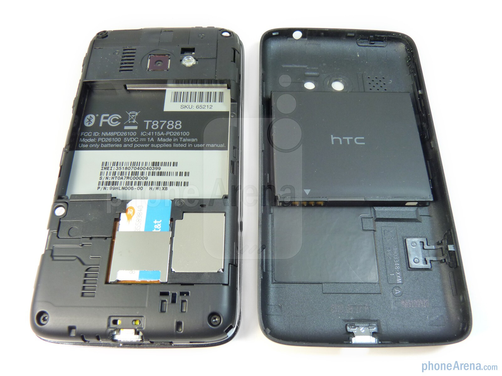htc surround review rh phonearena com HTC Freestyle HTC Arrive