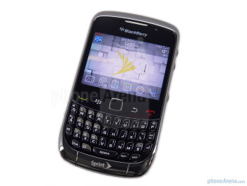 "The RIM BlackBerry Curve 3G 9330 has a 2.4"" display - RIM BlackBerry Curve 3G for Sprint Review"