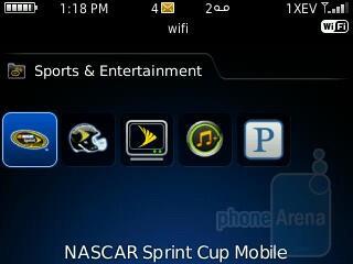 RIM BlackBerry Curve 3G for Sprint Review
