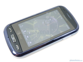 "The Pantech Laser has a 3.1"" AMOLED touchsreen - Pantech Laser Review"