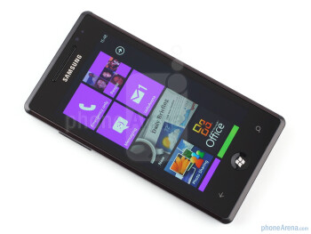 Together with Nokia N8 and Samsung Galaxy S - Samsung Omnia 7 Review