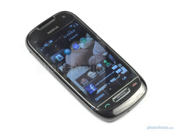 Nokia C7 Review