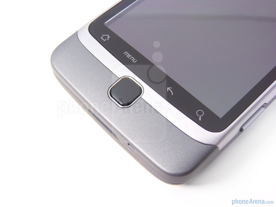 Capacitive buttons - T-Mobile G2 Review
