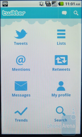 Social networking on the T-Mobile G2 - T-Mobile G2 Review
