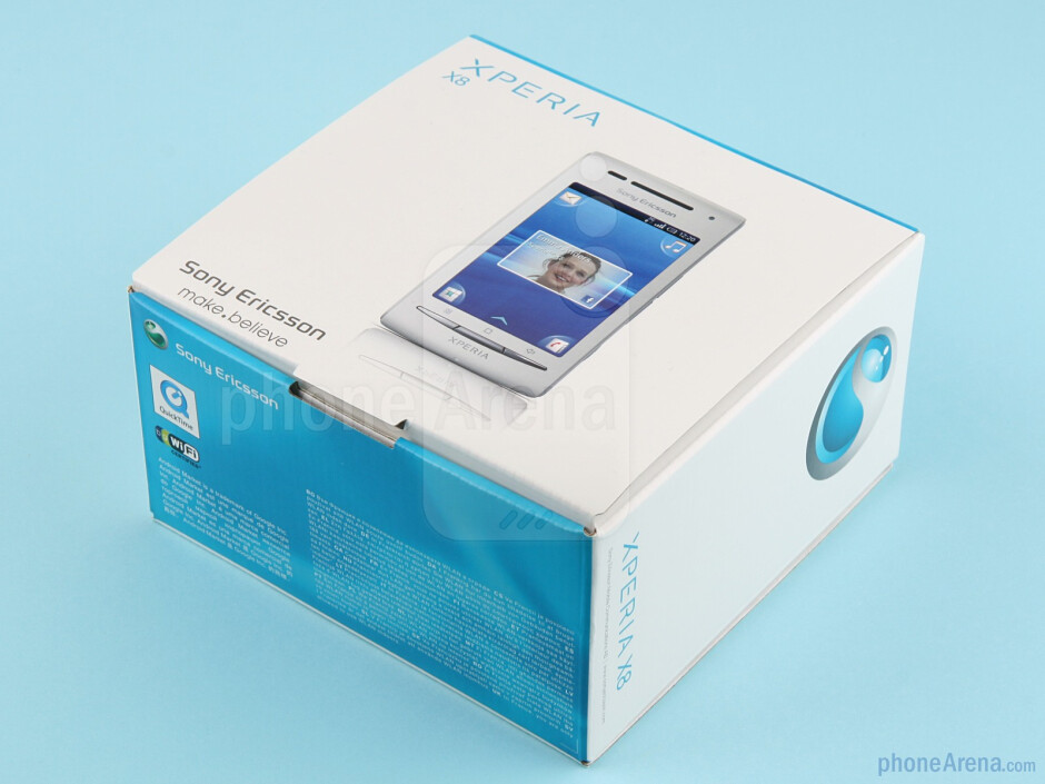 Sony Ericsson Xperia X8 Review
