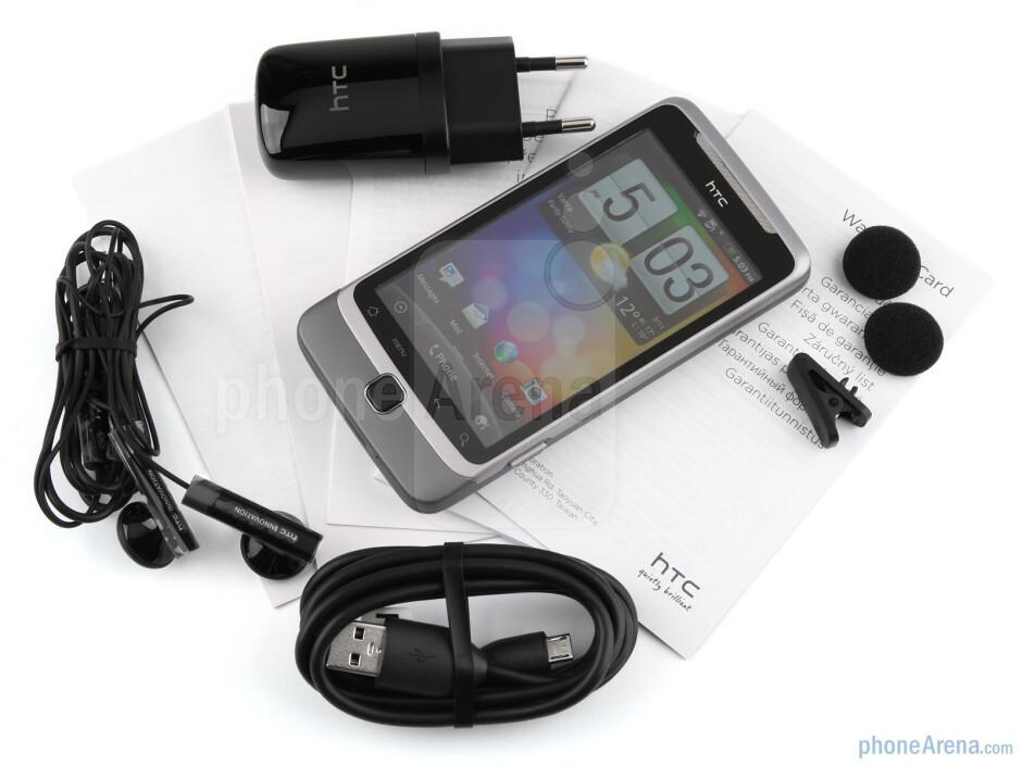HTC Desire Z Review