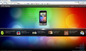 HTCSense.com - HTC Desire Z Review