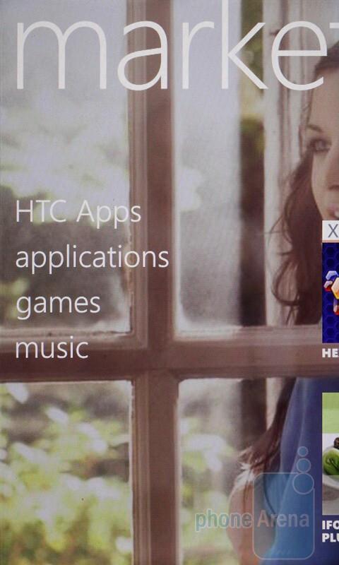 HTC HD7 Review