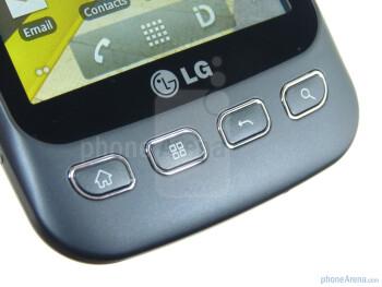 LG Optimus S Review