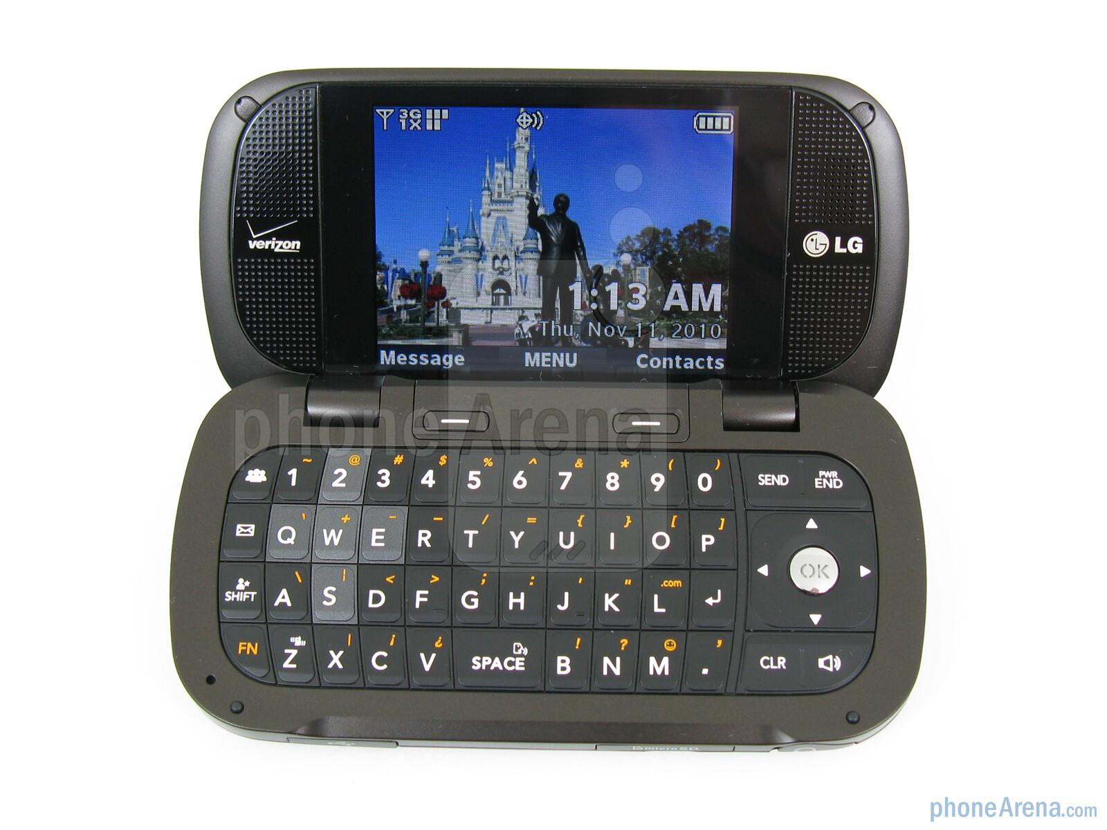 lg octane review rh phonearena com Verizon LG Octane Cell Phone New Verizon LG Octane Directions